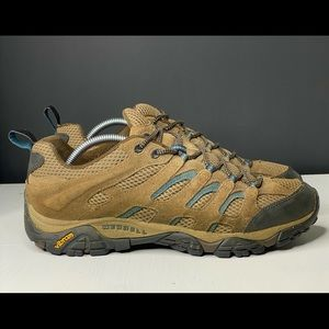 Men Merrell Moab Ventilator Kangaroo HIKING Shoes